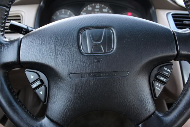2001 Honda ACCORD EX COUPE W/LEATHER SUNROOF ALLOY WHLS in Woodland Hills CA, 91367