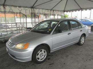 2001 Honda Civic LX Gardena, California