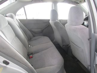 2001 Honda Civic LX Gardena, California 12