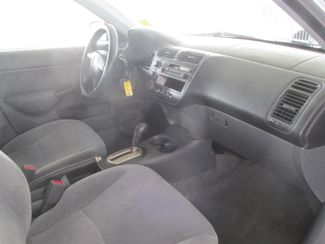 2001 Honda Civic LX Gardena, California 8