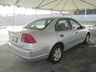 2001 Honda Civic LX Gardena, California 2