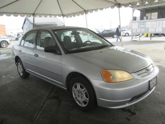 2001 Honda Civic LX Gardena, California 3