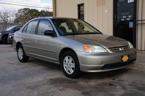 2001 Honda Civic EX   Houston, TX   Brown Family Auto Sales in Houston, TX