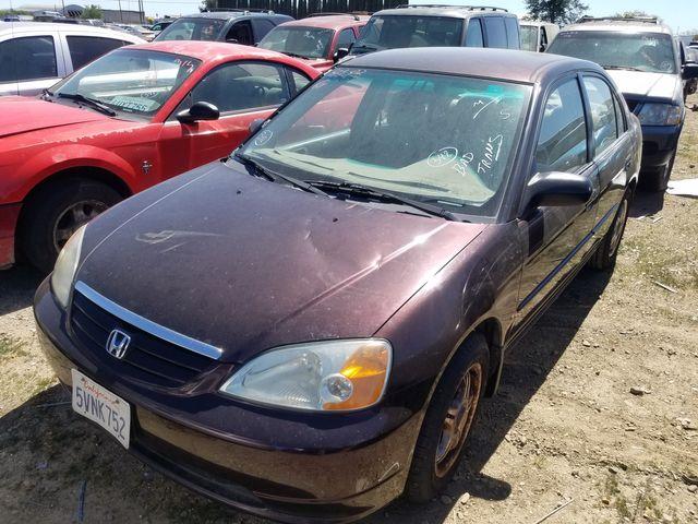 2001 Honda Civic LX in Orland, CA 95963