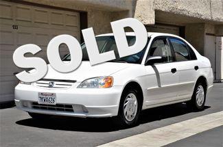 2001 Honda Civic LX Reseda, CA