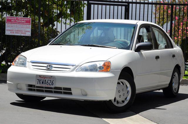 2001 Honda Civic LX Reseda, CA 14