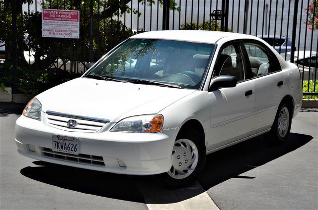 2001 Honda Civic LX Reseda, CA 15