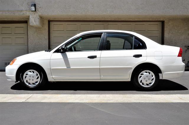 2001 Honda Civic LX Reseda, CA 20