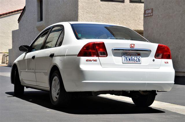 2001 Honda Civic LX Reseda, CA 23