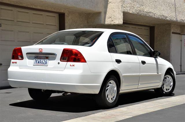 2001 Honda Civic LX Reseda, CA 24