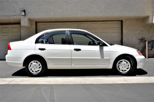 2001 Honda Civic LX Reseda, CA 2