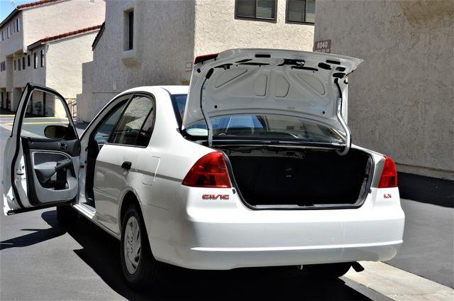 2001 Honda Civic LX Reseda, CA 26
