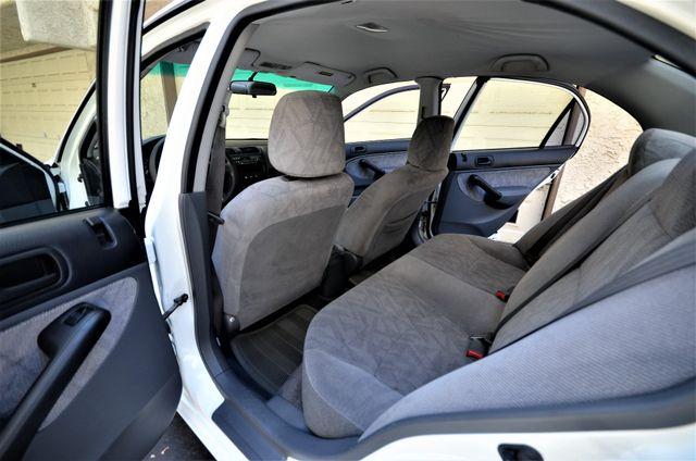 2001 Honda Civic LX Reseda, CA 9
