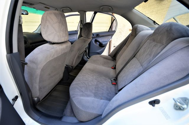 2001 Honda Civic LX Reseda, CA 29