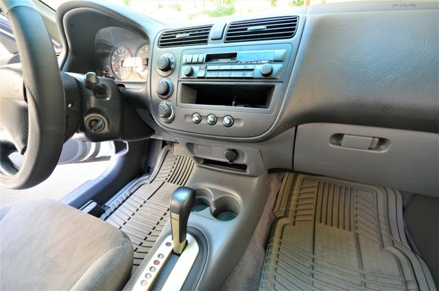 2001 Honda Civic LX Reseda, CA 13
