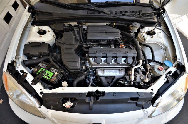 2001 Honda Civic LX Reseda, CA 36