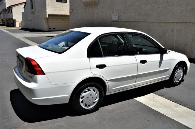 2001 Honda Civic LX Reseda, CA 1