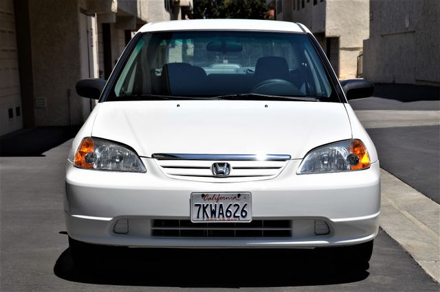 2001 Honda Civic LX Reseda, CA 18