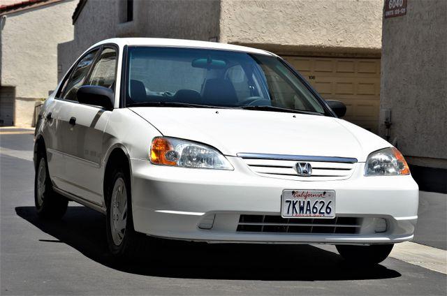 2001 Honda Civic LX Reseda, CA 19
