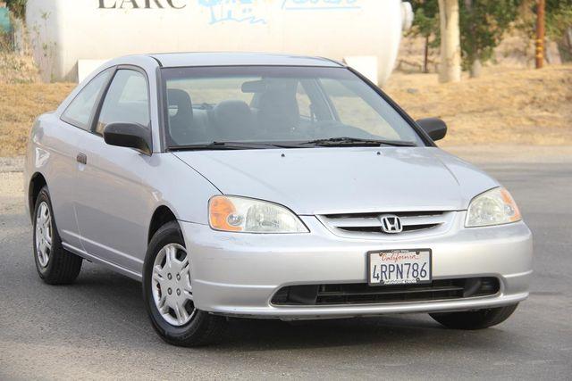 2001 Honda Civic LX Santa Clarita, CA 3