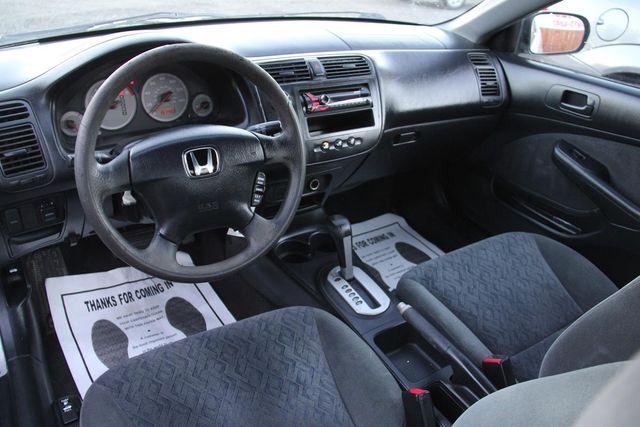 2001 Honda Civic LX Santa Clarita, CA 8
