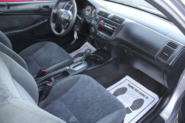 2001 Honda Civic LX Santa Clarita, CA 9