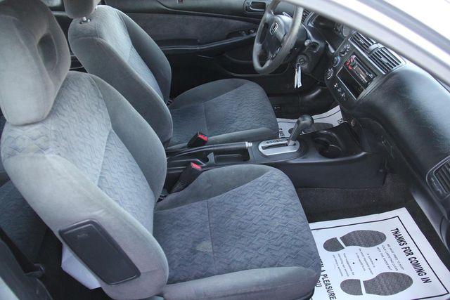 2001 Honda Civic LX Santa Clarita, CA 14