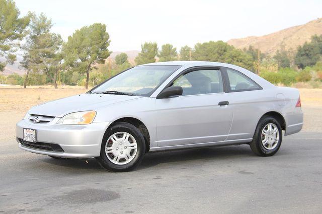 2001 Honda Civic LX Santa Clarita, CA 1