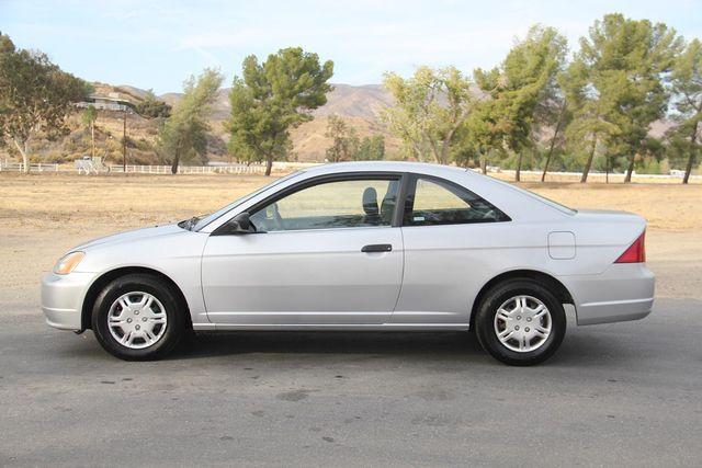2001 Honda Civic LX Santa Clarita, CA 11