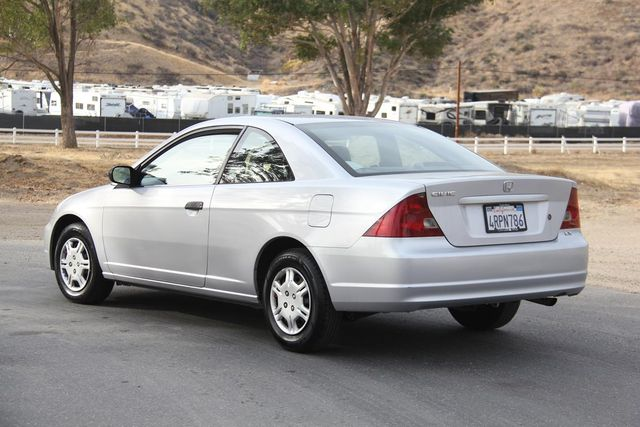 2001 Honda Civic LX Santa Clarita, CA 5