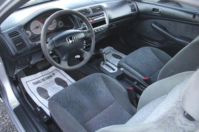 2001 Honda Civic LX Santa Clarita, CA 7