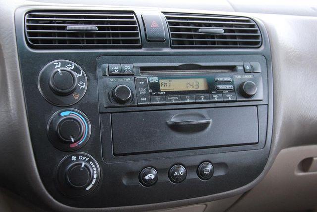 2001 Honda Civic EX Santa Clarita, CA 21