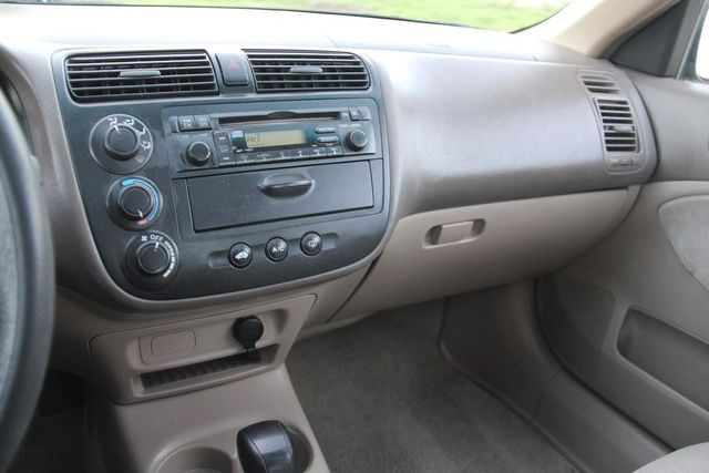 2001 Honda Civic EX Santa Clarita, CA 20