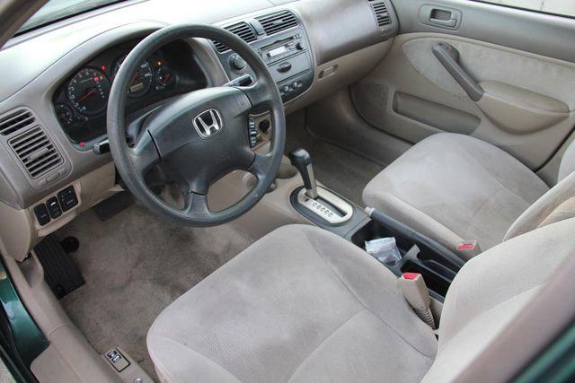 2001 Honda Civic EX Santa Clarita, CA 8