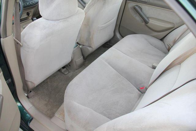 2001 Honda Civic EX Santa Clarita, CA 16