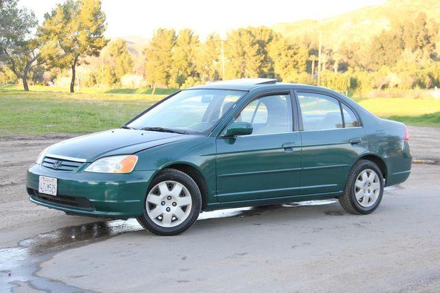 2001 Honda Civic EX Santa Clarita, CA 1