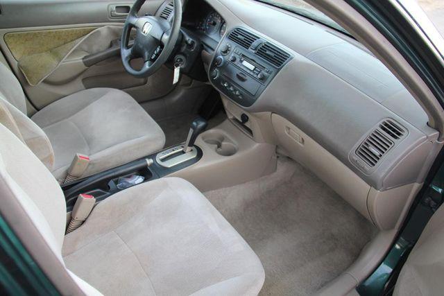 2001 Honda Civic EX Santa Clarita, CA 9