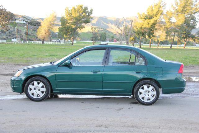 2001 Honda Civic EX Santa Clarita, CA 11