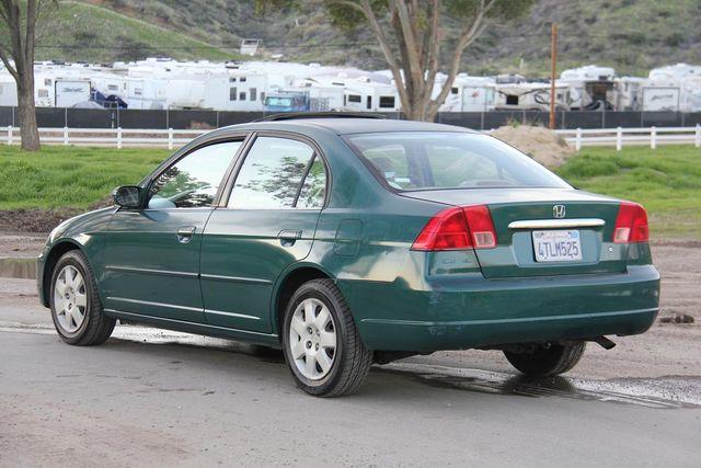 2001 Honda Civic EX Santa Clarita, CA 5