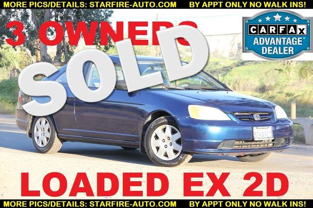 2001 Honda Civic EX Santa Clarita, CA 0