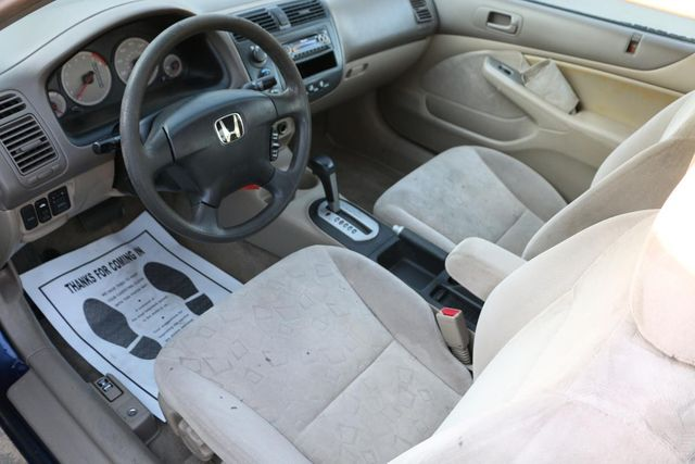 2001 Honda Civic EX Santa Clarita, CA 7