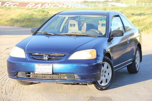 2001 Honda Civic EX Santa Clarita, CA 4