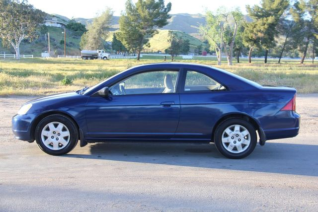 2001 Honda Civic EX Santa Clarita, CA 10