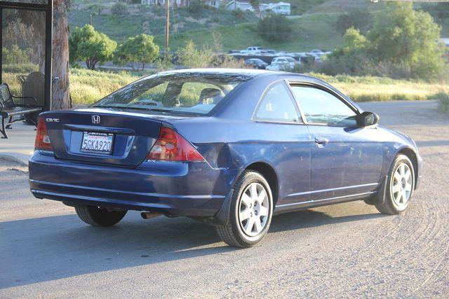 2001 Honda Civic EX Santa Clarita, CA 6