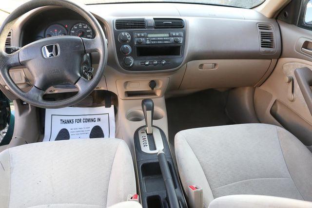 2001 Honda Civic DX Santa Clarita, CA 7