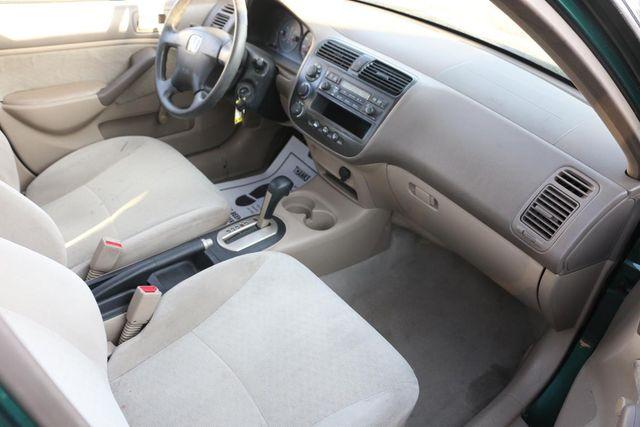 2001 Honda Civic DX Santa Clarita, CA 9