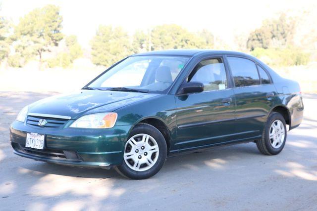 2001 Honda Civic DX Santa Clarita, CA 1