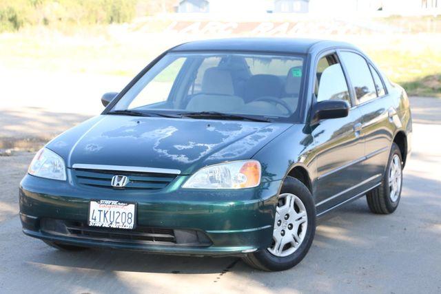 2001 Honda Civic DX Santa Clarita, CA 4