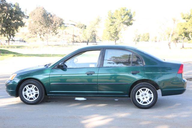 2001 Honda Civic DX Santa Clarita, CA 11