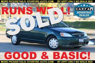 2001 Honda Civic DX Santa Clarita, CA